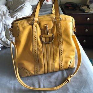 Isabelle satchel bag